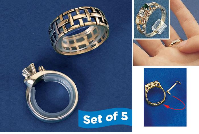 Как дома сделать кольцо на размер больше - Urbiznes.ru