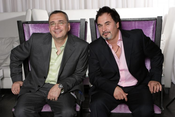 Валерий и Константин Меладзе: «Мой брат» — клип и текст песни