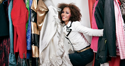 Как сделать старую одежду модной