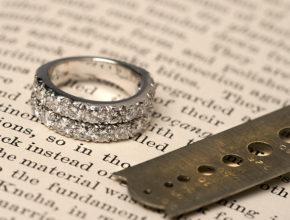 Как уменьшить размер кольца