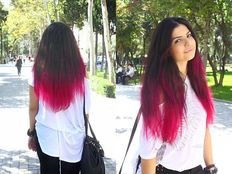 Покраска волос в домашних условиях тоником 131