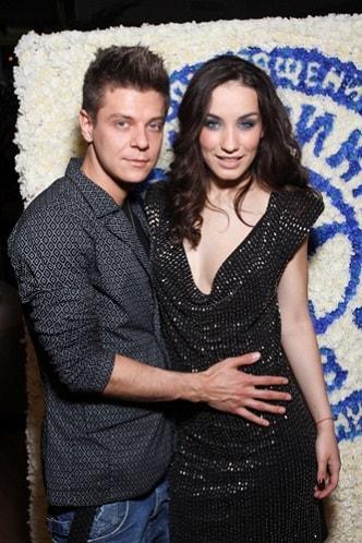 Виктория Дайнеко и Дмитрий Пакуличев