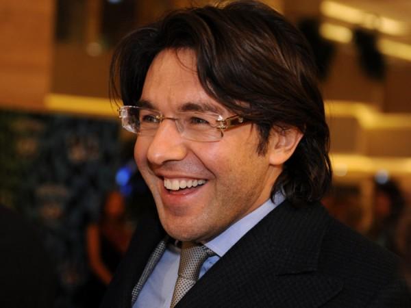 Андрей Малахов принял участие в съемках телесериала «Воронины»