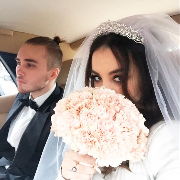 Виктория Дайнеко, Дмитрий Клейман свадьба