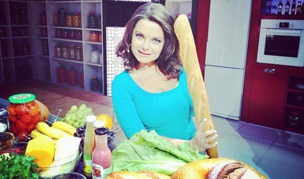 Наташа Королева села на диету