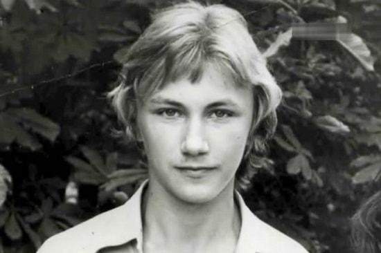 Игорь Николаев в юности