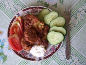 Цветная капуста в кляре: рецепт с фото