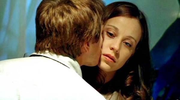 """Кадр из фильма """"Поцелуй бабочки"""""""