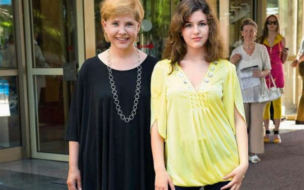 Из-за анорексии дочь Татьяны Догилевой сбросила 25 кг
