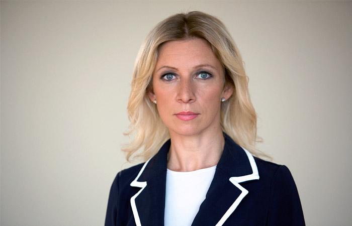 Мария Захарова: биография, фото, личная жизнь