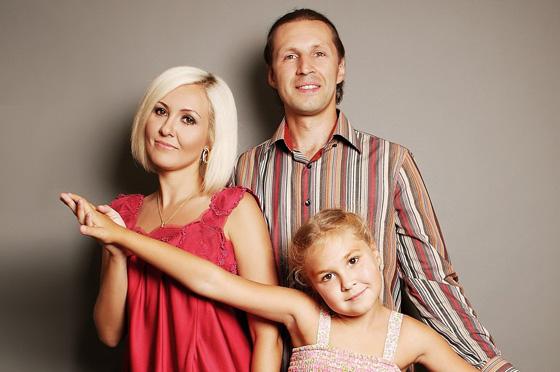 Василиса Володина муж семья