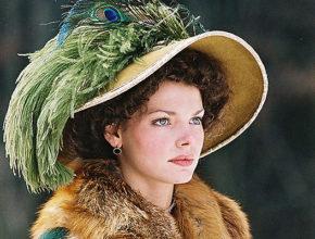 В сети появились первые фото Елизаветы Боярской в роли Анны Карениной