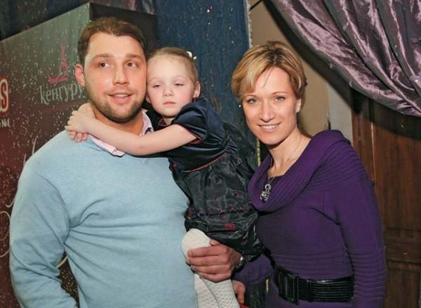 Мария Киселева семья