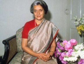 Женщины, которые потрясли мир: Индира Ганди. Любовь и месть