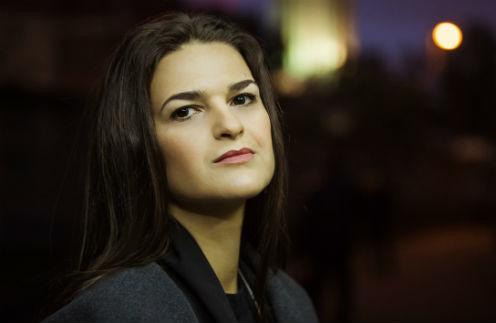 Виктория Райдос близка к завершению очередной главы своей книги