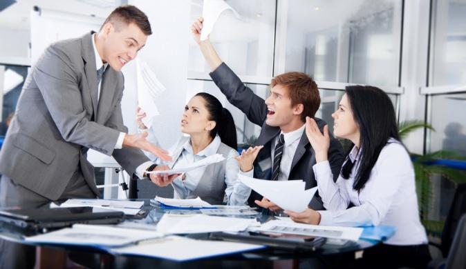 Конфликты на рабочем месте