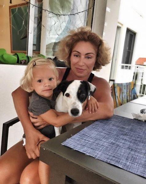Мама Тимати в Instagram