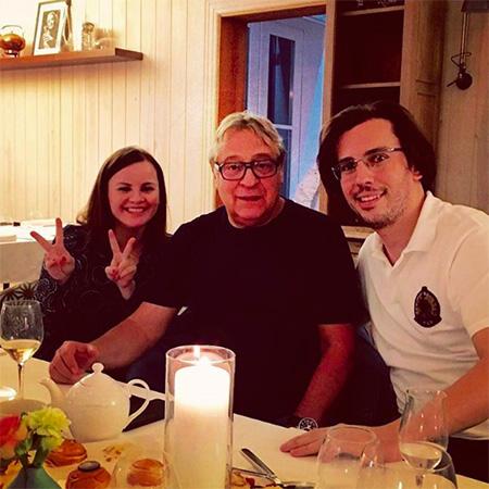 Максим Галкин отпраздновал свое 40-летие в Юрмале