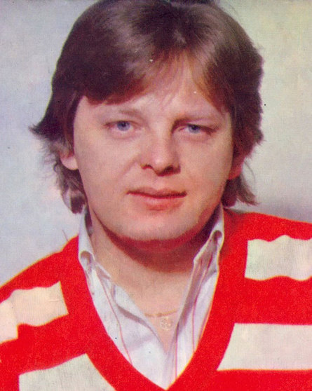 Юрий Антонов в молодости