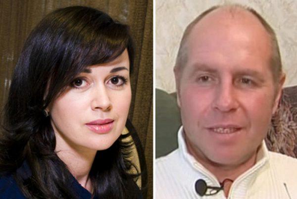 Анастасия Заворотнюк и Олаф Шварцкопф