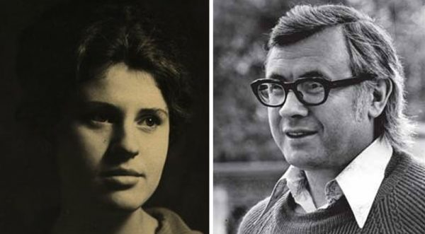 Валентина Толкунова и Юрий Саульский