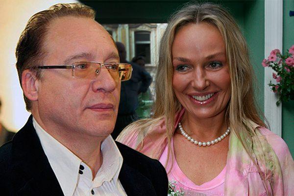 Наталья Андрейченко и Максим Дунаевский