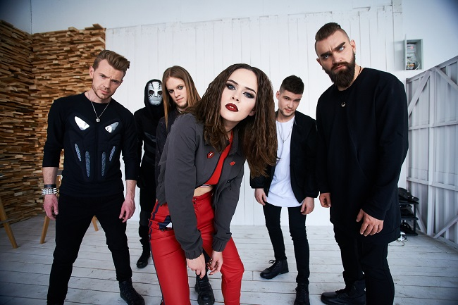 The Hardkiss: Make Up — текст и перевод песни