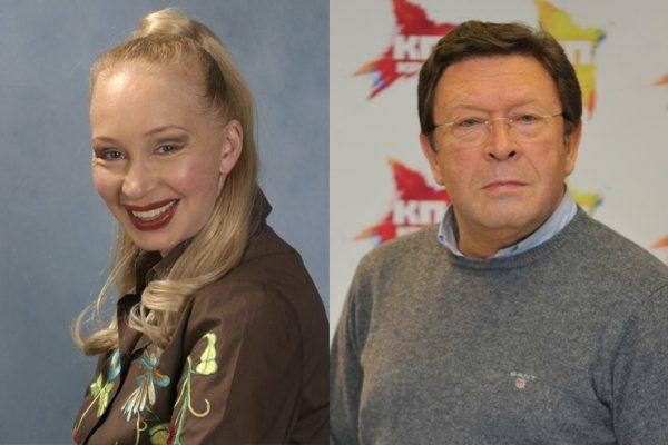 Татьяна Васильева и Георгий Мартиросян