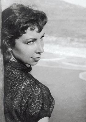 Ирина Ротова- первая жена Алексея Баталова