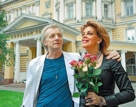 Любовь Казарновская и Роберт Росцик