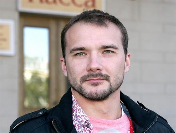 На фото: бывший муж Ольги Красько Дмитрий Петрунь