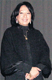 Алагез Салахова вторая жена Райкина