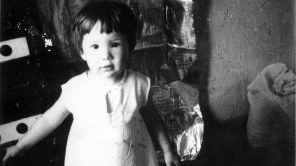 Чулпан Хаматова в детстве