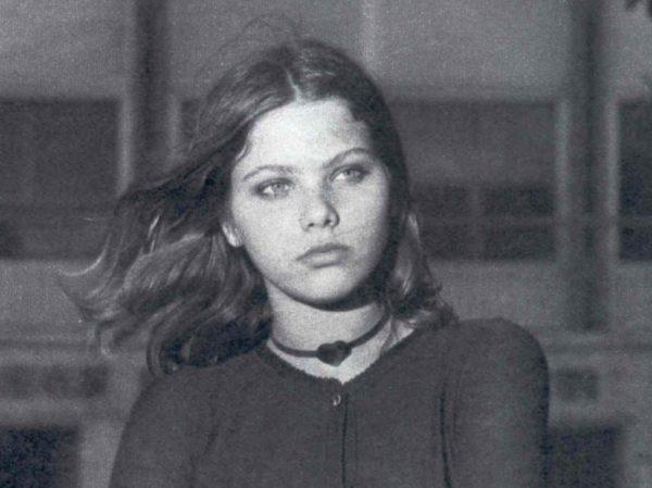 Орнелла Мути в молодости
