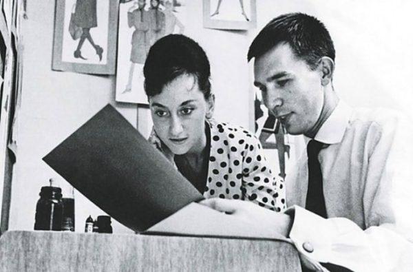 Вячеслав Зайцев с женой