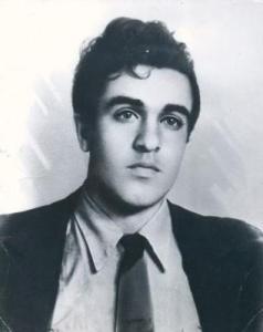 Вилли Токарев в молодости