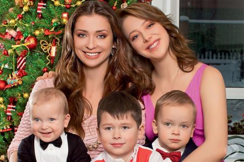 Мария Ситтель семья