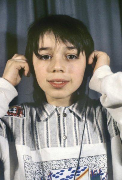 Родион Газманов в детстве