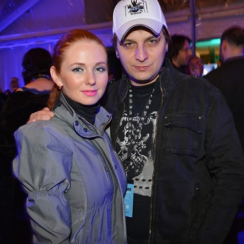 Лена Катина с Сашо Кузмановичем