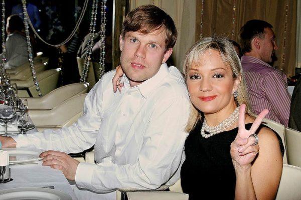 Татьяна Буланова и Владислав Радимов