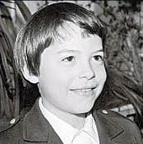 Федор Бондарчук в детстве