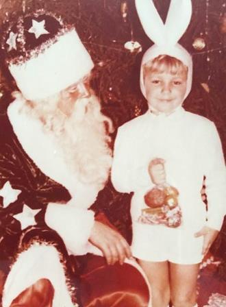 Баста (Василий Вакуленко) в детстве. Фото