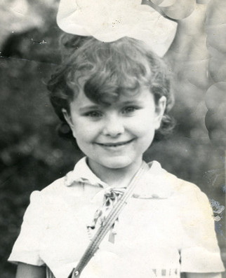 Ёлка в детстве