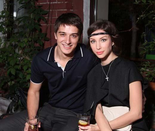 Cтанислав Бондаренко и Юлия Чиплиева