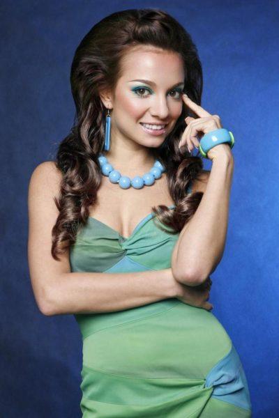 Певица Светлана Светикова. Фото