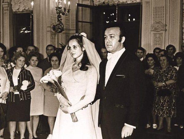 Иосиф Кобзон и Людмила Гурченко