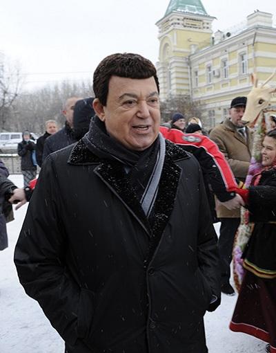 Народный артист СССР Иосиф Кобзон