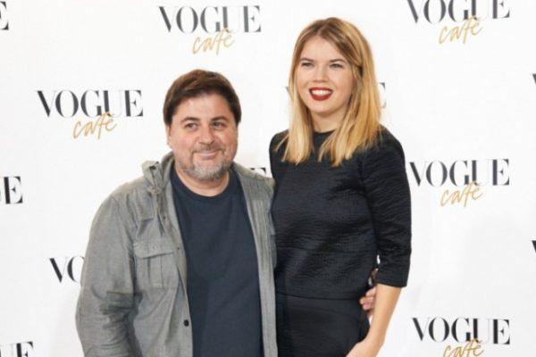Александр Цекало и Викторией Галушка
