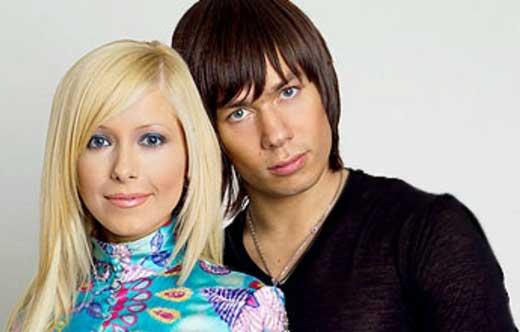 Стас Пьеха и Виктория Смирнова. Фото