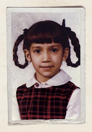 Дженнифер Лопес в детстве